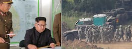 Nordkoreas varning: Leder till