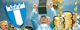 Malmö FF:s superrekord – rikare än någonsin