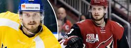 Uppgift: Svensken ny kapten i NHL-klubben