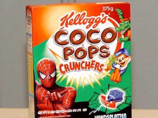 Kellogs cornflakes socker