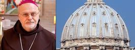 I dag upphöjs Anders Arborelius till kardinal