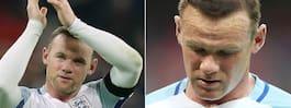 Wayne Rooney slutar i landslaget efter mötet