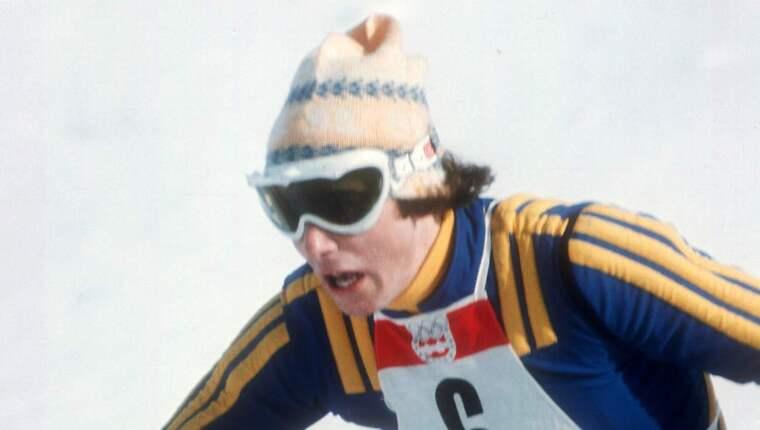 Ingemar Stenmark. Foto: Wilfried Witters