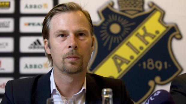 Per Bystedt kan bli ny ordförande i AIK