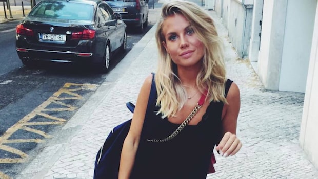 Maja Nilsson - landslagets mest frispråkiga flickvän