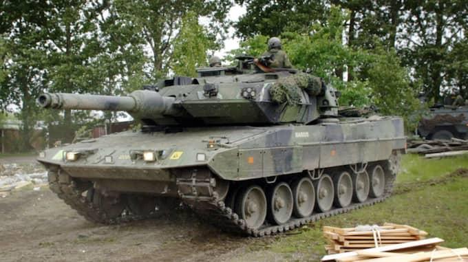 Övningen i Skillingaryd var en internationell militärövning där runt tusen soldater från 20 nationer i Europeiska försvarsbyrån deltog. (Bilden är tagen vid ett tidigare tillfälle) Foto: Lasse Svensson