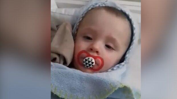 """Emma testade sovtricket för bebisar på sin tvååring: """"jag blev chockad"""""""