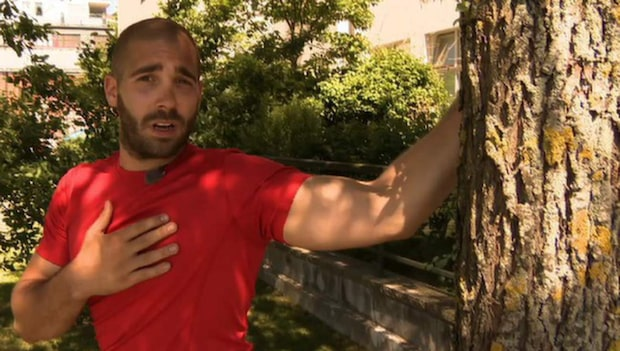 Din PT: Stretch - bröst