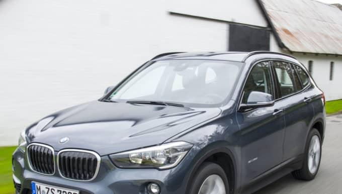 BMW- och Mercedes-ägare uppmanas att hålla koll på sina bilar – tjuvar härjar på västkusten. Foto: David Jakobsson