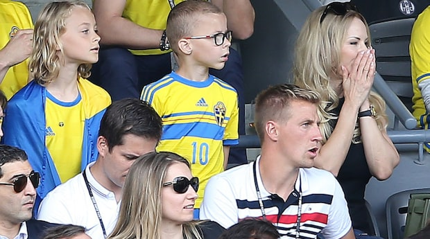 Därför spelar Zlatans barn i United