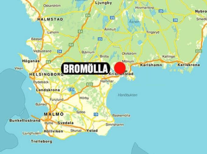 Bromölla är en tätort med ca 7500 invånare som ligger i nordöstra Skåne. Nu skakas orten av nyheten om att en 59-årig kvinna misstänks för att ha hållit sina barn inspärrade under flera år.