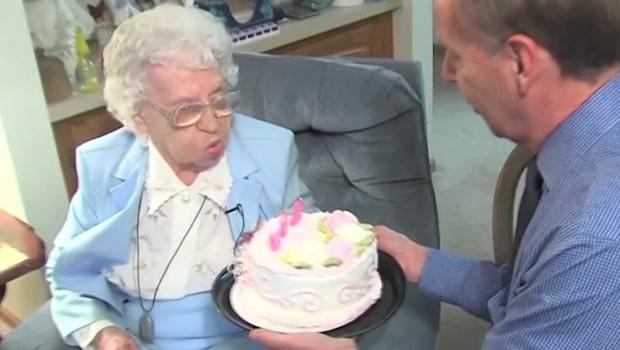 109-åringens hemlighet bakom ett långt liv