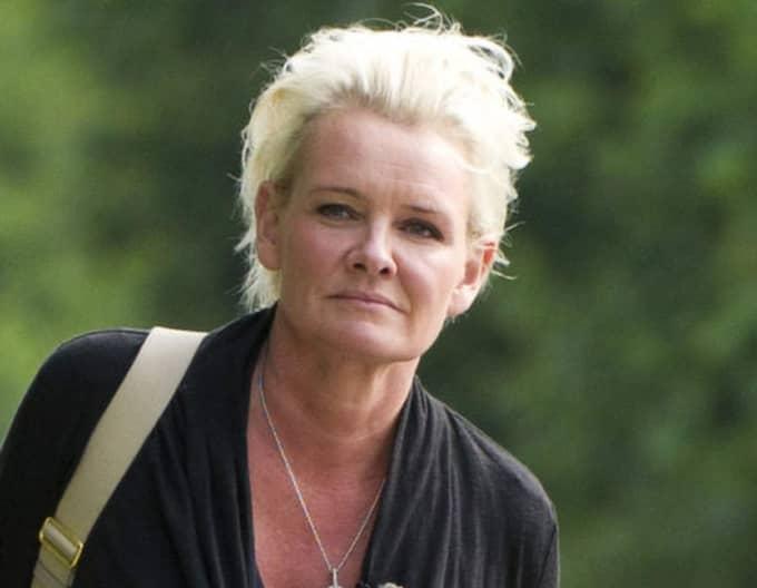 """Eva Dahlgren i """"Så mycket bättre"""". Foto: Olle Sporrong"""