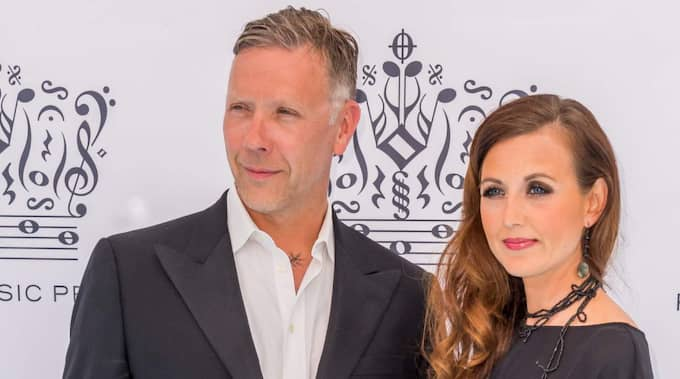 Mikael Persbrandt och Sanna Lundell. Foto: Pelle T Nilsson