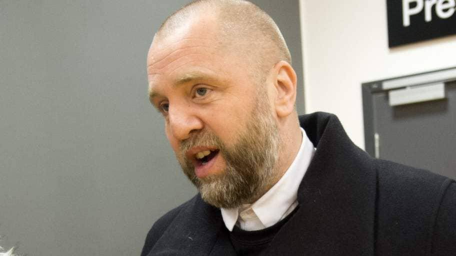Björn Wesström. Foto: Niklas Larsson / Bildbyrån