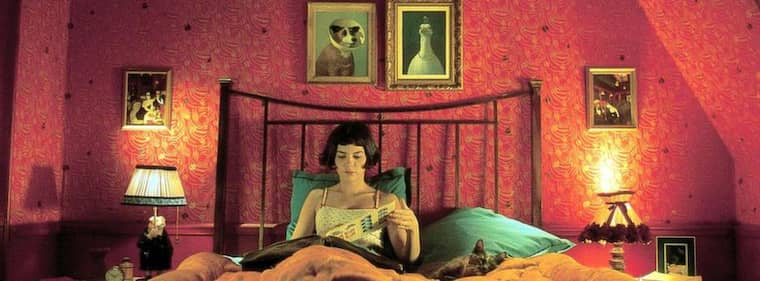 "Den introverta personifierad. Audrey Tatou i filmen ""Amelie från Montmartre"" (2001)."
