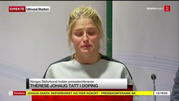 Antidoping Norge: Stäng av Johaug