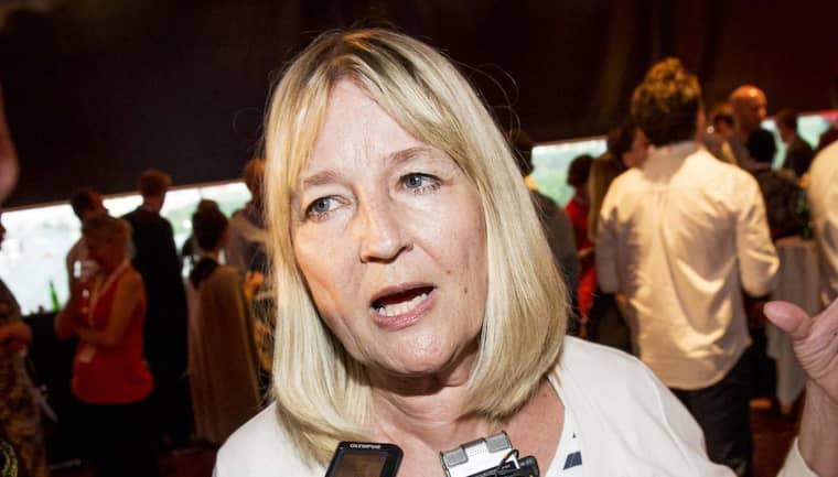Marita Ulvskog, S. Foto: Jens L'Estrade