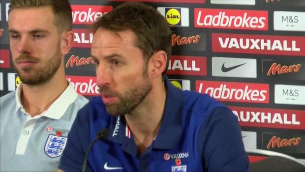 Han är Englands nya förbundskapten i fotboll