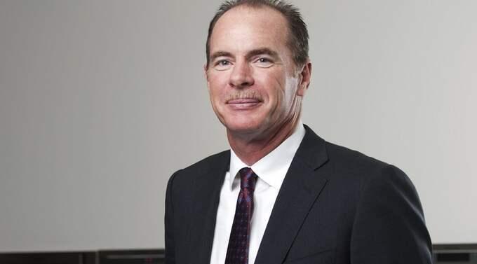 MILJONKLIPP. Elextrolux nye vd Keith McLoughlin kan få hela 74,5 miljoner i lön nästa år. De anställda fick bara 0,7 procents lönelyft. Foto: ELECTROLUX