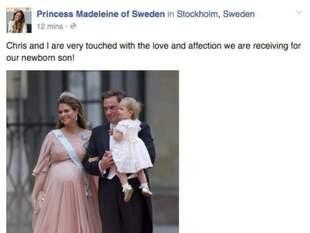 hur lång är prinsessan madeleine