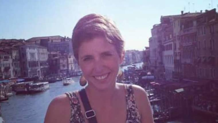 Sofia Arvidsson är ordförande i Tjörns ridklubb. Foto: Privat