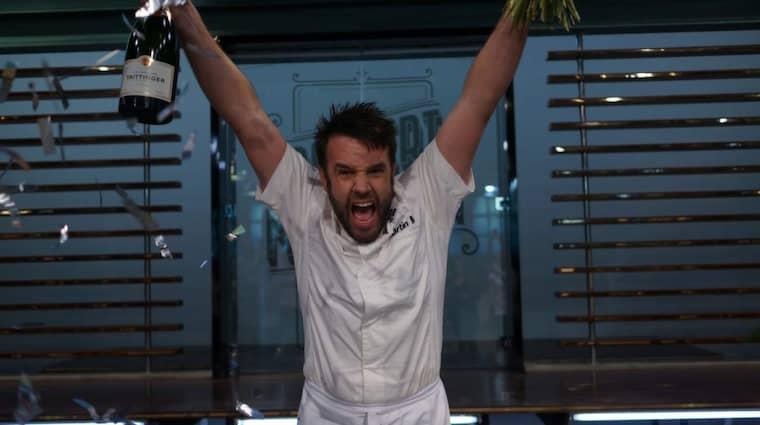 """Martin Morand vann """"Dessertmästarna"""""""