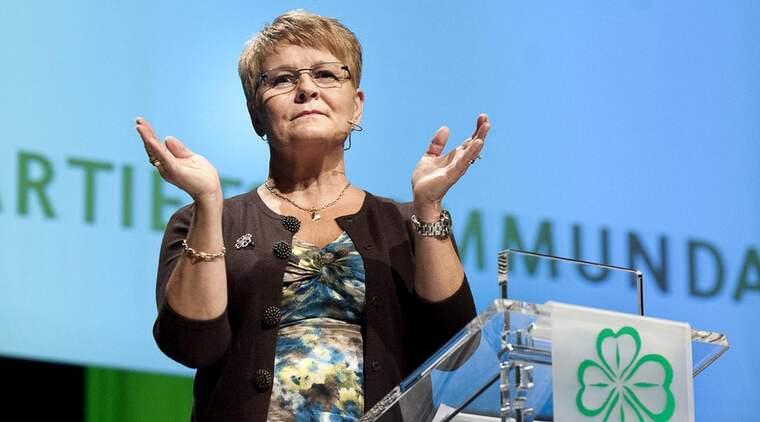 REFORMER,TACK! Maud Olofsson kan inte längre skylla på att finansdepartementet sätter sig emot, utan måste konkretisera och genomdriva reformer för företagandet i Sverige, skriver Hanna Wagenius. Foto: Tommy Pedersen