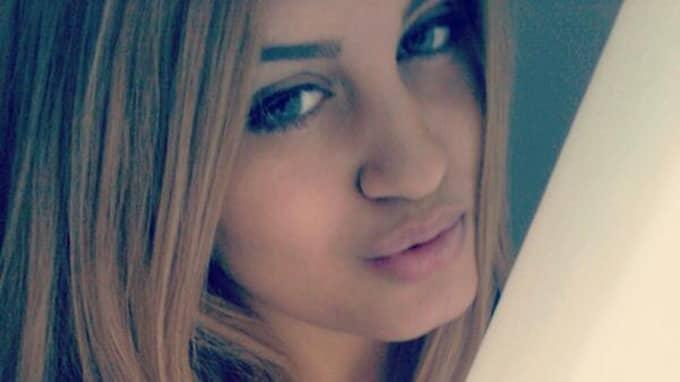 Alexandra Mezher mördades på sin arbetsplats, ett HVB-hem, en 15-årig pojke misstänks för dådet. Foto: Privat