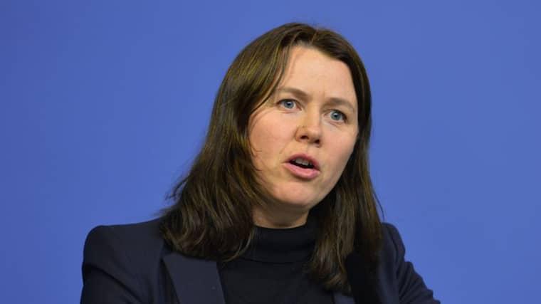 Miljöpartiet försöker nu rikta om fokus i debatten och i politiken från migrationspolitiken till integrationspolitiken. Foto: Marcus Ericsson/TT