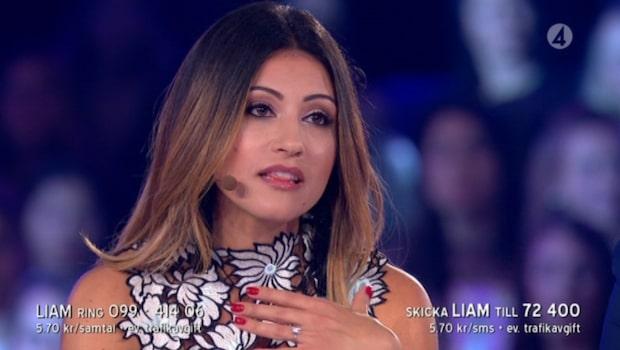 Nikki Amini om kärleksstödet efter känslostormen