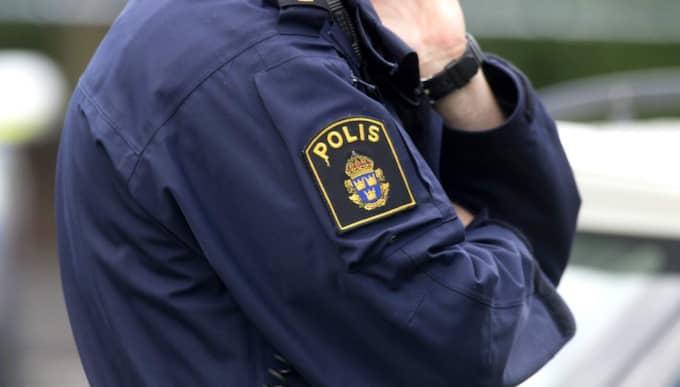 Polisen efterlyser filmer och bilder från nyårsafton för att identifiera gärningsmännen. Foto: Ludvig Thunman