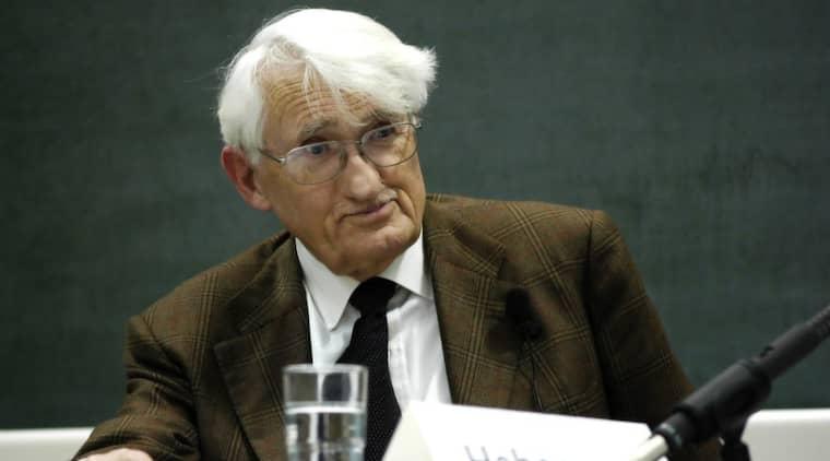 Jürgen Habermas.