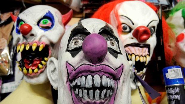 Clownskräcken – på 60 sekunder
