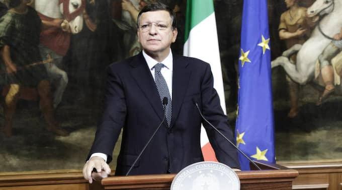 EU-kommissionens ordförande Manuel Barroso. Foto: Eidon Photographers / Demotix