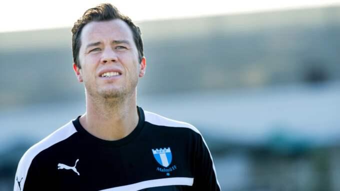 """""""En spännande spelare som vi ville se på nära håll"""", säger Malmö FF:s sportchefen Daniel Andersson. Foto: Ludvig Thunman"""