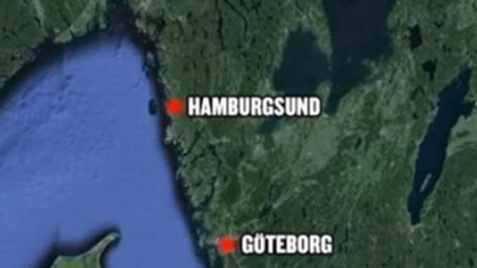 Det var i Hamburgsund som mordet ska ha ägt rum.
