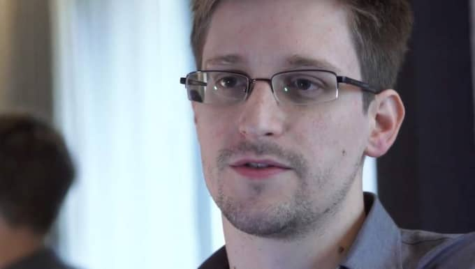 Edward Snowden kommer att hålla i en videokonferens med EU-politiker om NSA. Foto: Glenn Greenwald And Laura Poitras
