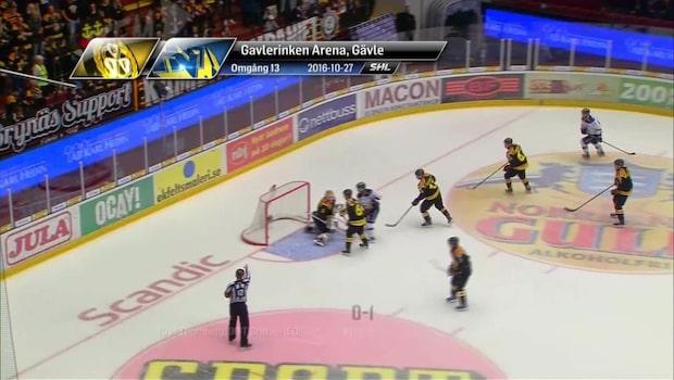 HIGHLIGHTS: Brynäs-HV71 5-3