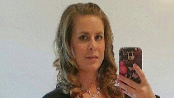 Jenny Skoog la upp bilder på sig själv på internet som sedan hamnade på en porrsida. Hon känner att hon får skylla sig själv men vill varna andra. Foto: Privat