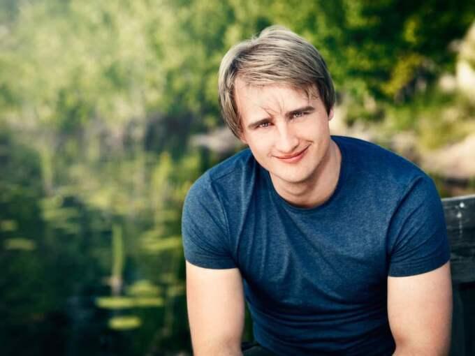 Jonas Peltoniemi, 26, IT-säkerhetskonsult, Bromma, ursprungligen från Finnspång. Foto: Foto: Daniel Ohlsson/Tv4