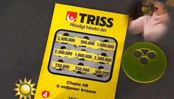 Triss-vinsten.