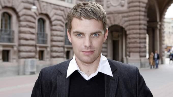 Vänsterpartiets gruppledare Hans Linde. Foto: Roger Vikström