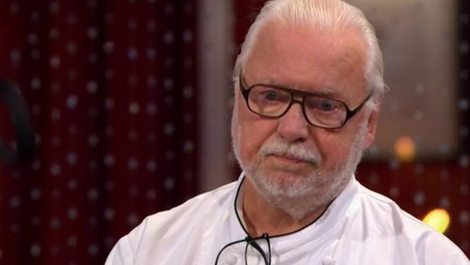 "Leif Mannerström sågning knäckte de tävlande i ""Sveriges mästerkock""."