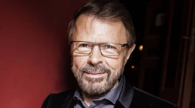Björn Ulvaeus Foto: Simon Hastegård