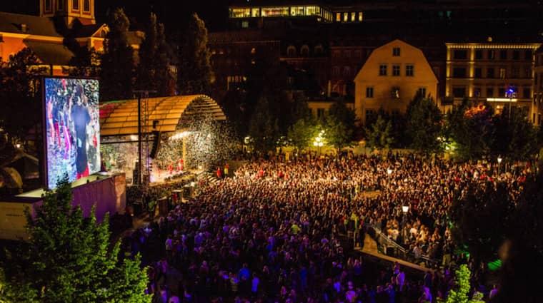 Nu öppnar ledningen för Stockholm läns landsting och Storstockholms lokaltrafik, SL, för att dra sig ur partneravtalet med Stockholms stad, efter problemen under We are Sthlm. Foto: Alexander Tillheden/We Are Sthlm