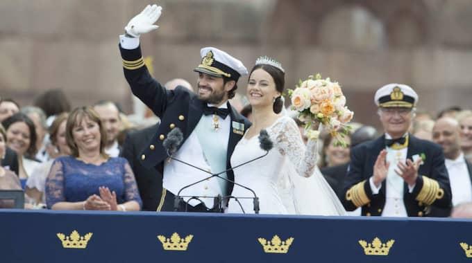 """Året med kungafamiljen"" sändes i SVT på tisdagen. Foto: Sven Lindwall"