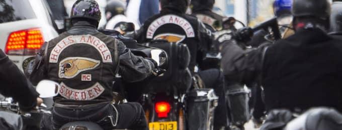Hells Angels försöker påverka polisen genom att bland annat fotograferar ingripande poliser, spelar in polissamtal och begära ut dokument från polisen. Foto: Suvad Mrkonjic