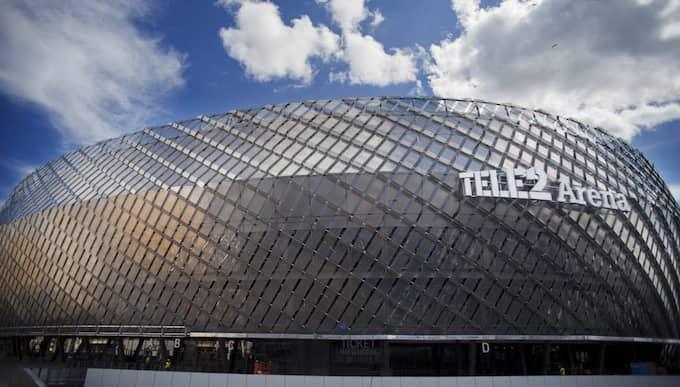 Enligt Expressens uppgifter vill vinnardelegationen anordna Eurovision på Tele 2 Arena i Stockholm. Foto: Lisa Mattisson