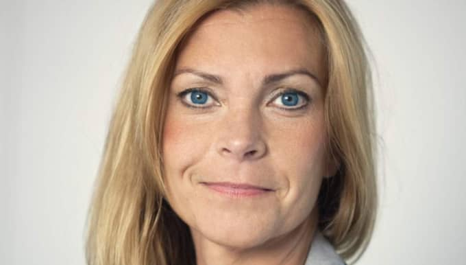 Lena Nitz, ordförande Polisförbundet Foto: Pernille Tofte